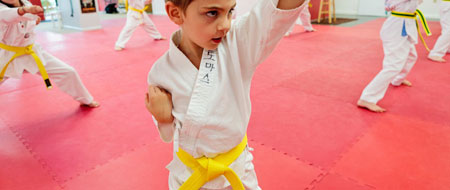 Martial Art Classes for Children